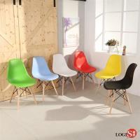 LOGIS邏爵~摩登愛得拉餐椅 /工作椅/休閒椅/書桌椅/北歐風 X804