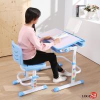 LOGIS邏爵~清新活力升降學習桌椅 寫字桌椅 電腦桌椅 學生桌椅 成長桌椅 二色 023