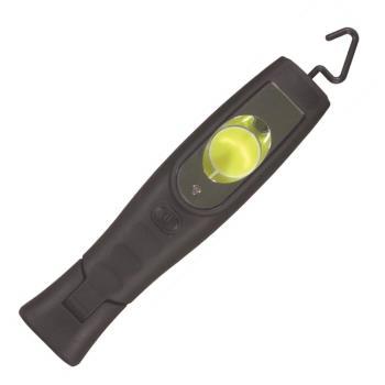 台灣製 大角度彎折磁吸式 10W LED可吊掛工作燈(HL-1120)