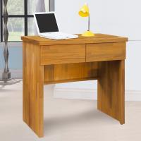 Bernice-卡奇2.7尺簡約二抽書桌/工作桌
