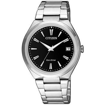 【CITIZEN 星辰】PAIR 簡約時尚光動能對錶-女(FE6020-56F)