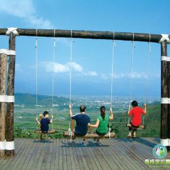 玩趣宜蘭香格里拉農場檜閣風行雙人房二日雙平
