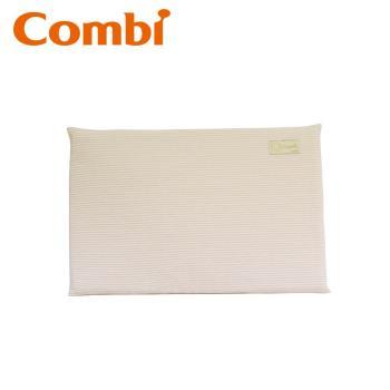 日本Combi 條紋有機棉塑型枕(顏色任選)