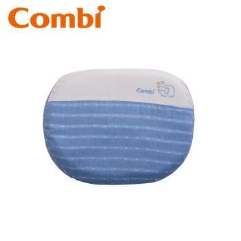 日本Combi 和風紗透氣護頭枕(顏色任選)