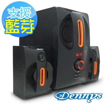 【Dennys】USB/SD/FM/藍牙2.1喇叭(PYC827-MF36)