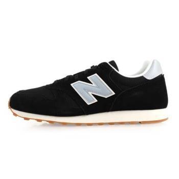 NEWBALANCE 373系列 男經典復刻休閒鞋-復古 NB N字鞋 黑