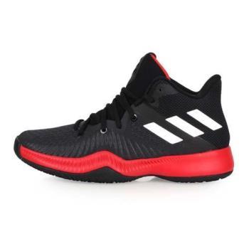 ADIDAS MAD BOUNCE 男籃球鞋-籃球 訓練 高筒 愛迪達 黑紅白