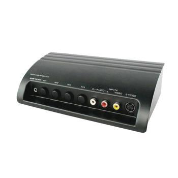 PX 大通4進1出 AV+S訊號切換器 AV-41M