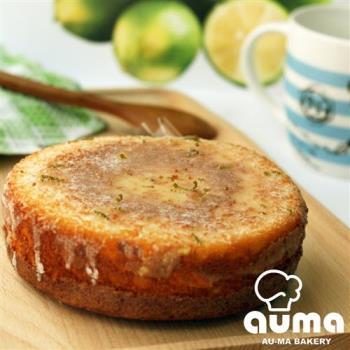 奧瑪烘焙老奶奶檸檬蛋糕6吋