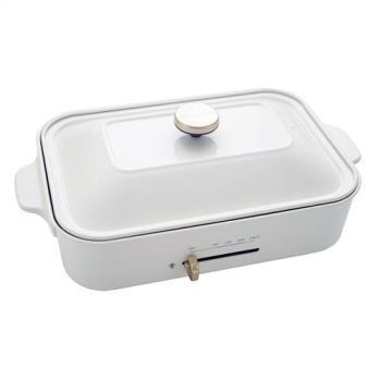 綠恩家enegreen日式多功能烹調電烤盤(三色可選)