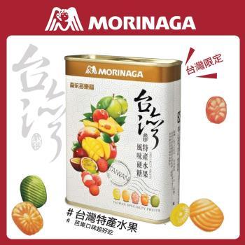 任-森永多樂福水果糖 (台灣特產水果)-180g x1入