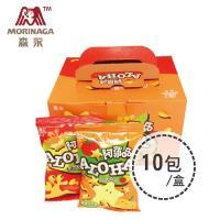 任-森永 阿羅哈家庭包200g x1盒-日式甜蔬/泰式酸辣