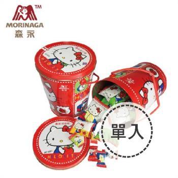 森永綜合桶 (凱蒂貓)-620g x1入 (含圓粒牛奶糖/水果糖/法黎檸檬/β餅乾)