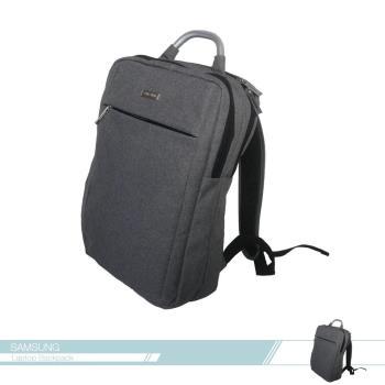 Samsung三星 原廠 雙肩後背包/筆電包/商務電腦包/旅行包 適用15.6吋筆記型電腦/ 平板電腦
