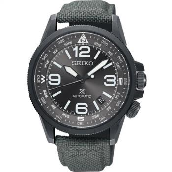 SEIKO 精工Prospex 空軍飛行機械錶(灰/42mm) 4R35-02N0N SRPC29J1