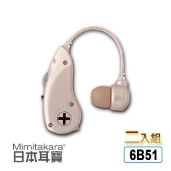 元健大和 日本耳寶耳掛型集音器輔聽器二入 6B51
