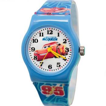 Disney迪士尼  卡通錶 - Cars3  皮克斯動畫 閃電麥坤     大/中  (PX-4510-1)