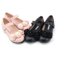cher美鞋MIT小公主花童鞋/ -大童-黑色/粉色-0720202333-04