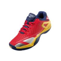 VICTOR 羽球鞋 鮮紅/明黃 VTP9300DE