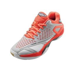 VICTOR 羽球鞋 月岩灰/番茄紅 VTP9300HD