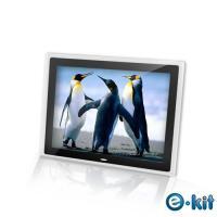 逸奇e-Kit15吋相框電子相冊-透明邊框黑色款 DF-V801_TB