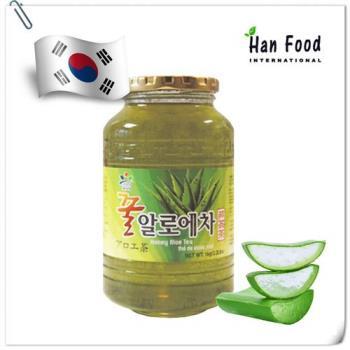 新鮮味 韓國 蜂蜜蘆薈茶1公斤
