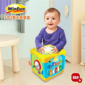 【 WinFun 】5合1音樂智慧盒