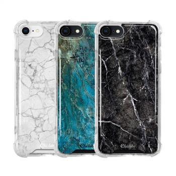 Chiclobe Apple iPhone 8/7 反重力防摔殼 - 大理石系列