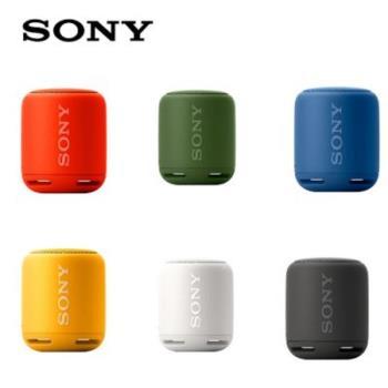 SONY可攜式防潑灑藍牙喇叭SRS-XB10