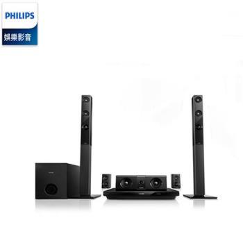 《福利品》PHILIPS 飛利浦 智慧3D藍光 5.1聲道家庭劇院 HTB3550/3550