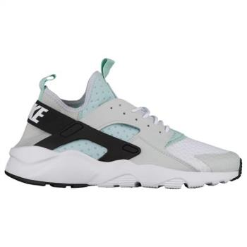 NIKE Huarache Run Ultra 男 二代武士鞋 慢跑鞋 休閒鞋-蘋果綠 819685006
