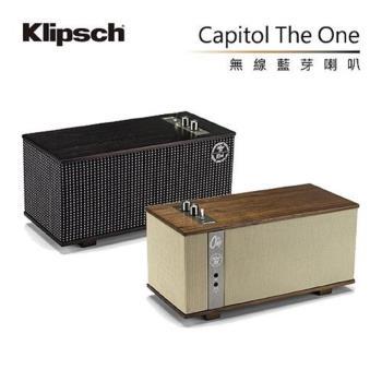 Klipsch 古力奇 無線藍芽喇叭 The capitol one