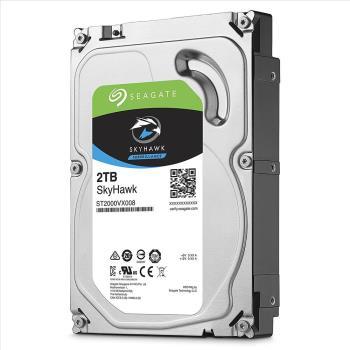 Seagate監控鷹SkyHawk 2TB 3.5吋 監控碟 (ST2000VX008)