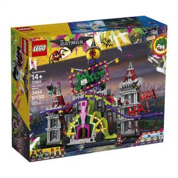 【 樂高積木 LEGO 】《 LT70922 》Batman Movie 樂高蝙蝠俠電影系列 - The Joker Manor