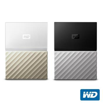 WD My Passport Ultra 2.5吋行動硬碟 -2TB