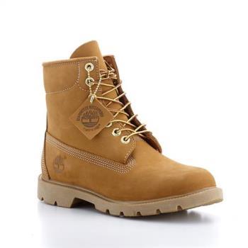 Timberland男款小麥黃6吋防水靴10066713