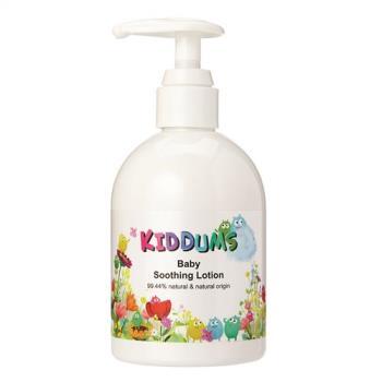 KIDDUMS 天然有機-嬰幼兒洗髮沐浴露 350ml