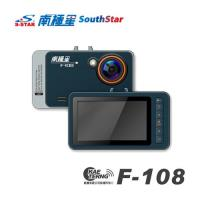 【凱騰】南極星 F-108 1080P WDR 高畫質行車紀錄器(送16G記憶卡)