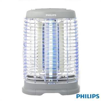 PHILIPS飛利浦 15W光觸媒除菌安心捕蚊燈 E350