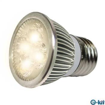 e-kit逸奇  高亮度 8w LED節能E27杯燈_暖白光 LED-278C_Y
