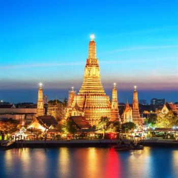 泰國華欣五星渡假村水底撈活蝦海鮮吃到飽5日(無購物)旅遊