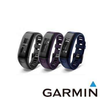 GARMIN vivosmart HR IPASS(一卡通版) 腕式心律智慧手環