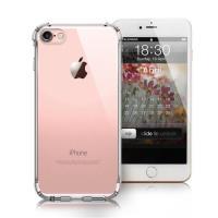 Xmart for iPhone 8/ i7 4.7吋 清透高質感TPU+PC手機保護殼