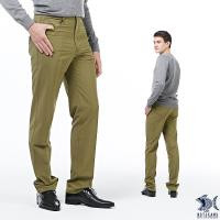 【NST Jeans】四面彈_橄欖色防潑水機能長褲(中腰) 390(5609)