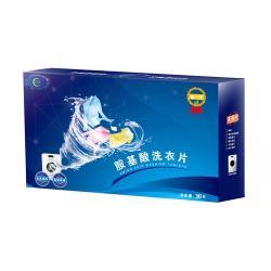 韓國熱銷DCM超濃縮強效洗衣片-勁