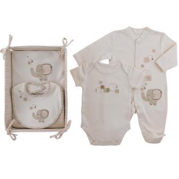 英國「Natures Purest」天然純綿- 初生禮盒套裝