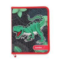 【TigerFamily】幼兒塗鴉筆10枝組-恐龍雷克斯