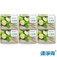 清淨海 巧檸酸-食品等級檸檬酸 350gx6入