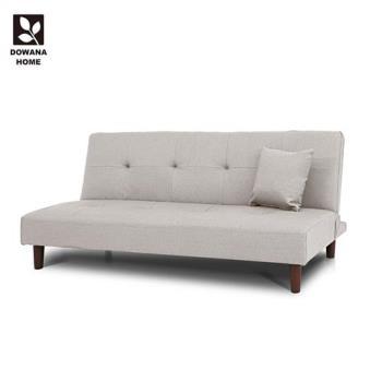 【多瓦娜】波妮貓抓皮DIY沙發床-卡其色