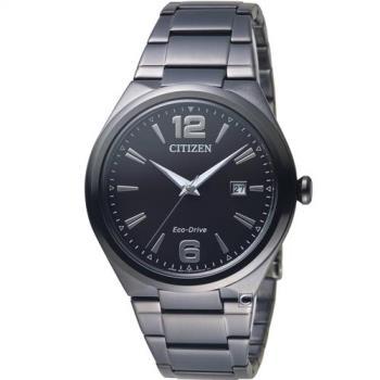 星辰 CITIZEN 都會簡約時尚腕錶 AW1375-58E
